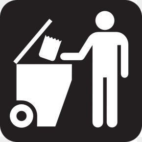 Dumpster Cliparts - Waste Container Decal Recycling Clip Art PNG