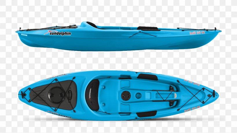 Kayak Fishing Sun Dolphin Boats Outdoor Recreation Paddle, PNG, 2184x1230px, Kayak, Aqua, Boat, Canoe, Kayak Fishing Download Free