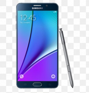 Galaxy - Samsung Galaxy Note 5 LTE Android 4G PNG