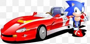 Mega Drive - Sonic Drift 2 Sonic & Sega All-Stars Racing Sonic R Sonic & All-Stars Racing Transformed PNG