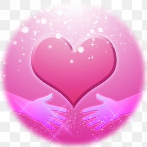 Valentine's Day - Desktop Wallpaper Valentine's Day Computer Pink M PNG