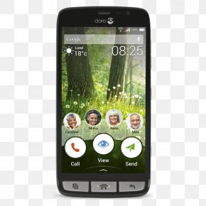 Smartphone - Smartphone Telephone 4G Hearing Loss Android PNG