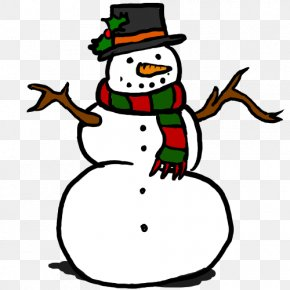 Snowman Cliparts - Snowman Snowball Clip Art PNG