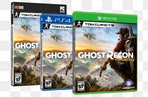 Tom Clancys Ghost Recon - Tom Clancy's Ghost Recon Wildlands PlayStation 4 Tom Clancy's Ghost Recon: Shadow Wars Xbox 360 Tom Clancy's Ghost Recon: Future Soldier PNG