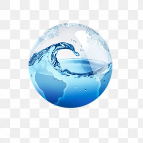 Blue Earth - Drinking Water Water Services Water Purification Water Supply PNG