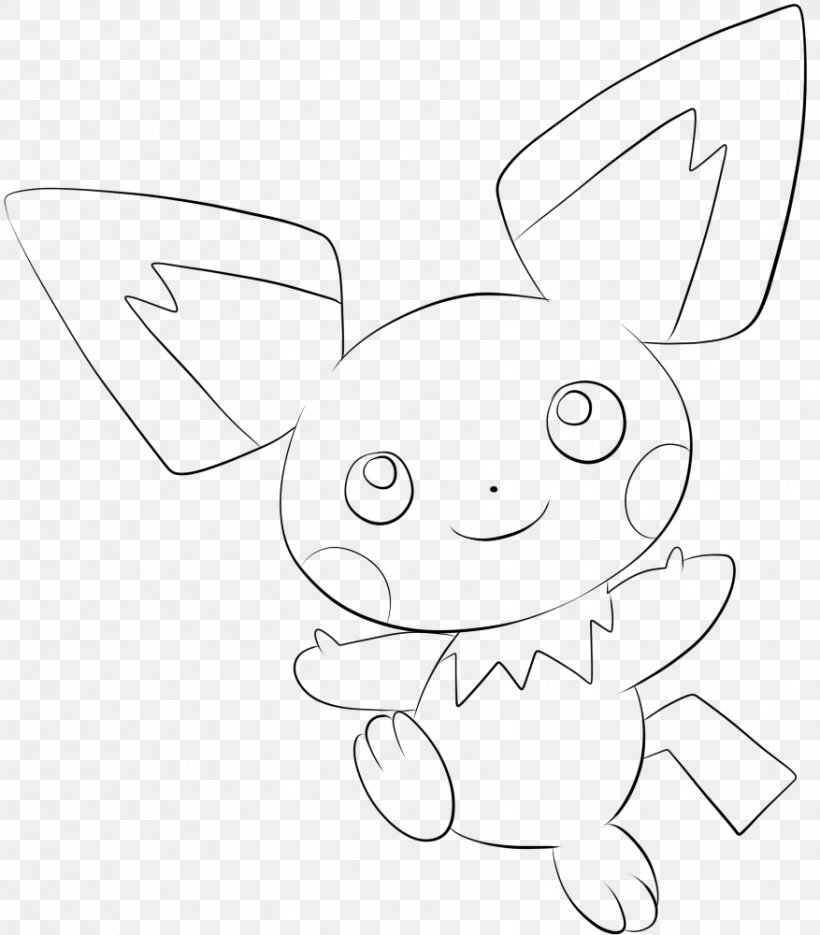 Pokemon X And Y Coloring Book Pikachu Rabbit Png 877x1000px Watercolor Cartoon Flower Frame Heart Download
