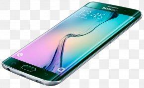 Smartphone - Samsung Galaxy S6 Edge Mobile World Congress Samsung Galaxy S7 Smartphone PNG