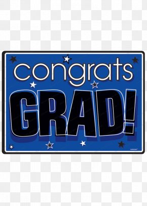 Congrates - Graduation Ceremony Graduate University Party School Clip Art PNG