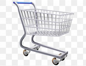 Shopping Cart - Shopping Cart Stock Illustration PNG