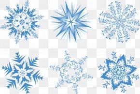 Snowflakes Image - Snowflake Clip Art PNG