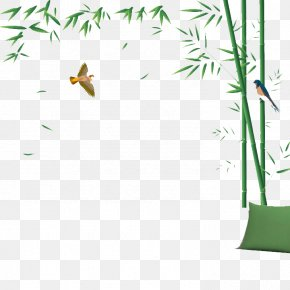 Bamboo - Wall Decal Bamboo Sticker Decorative Arts PNG
