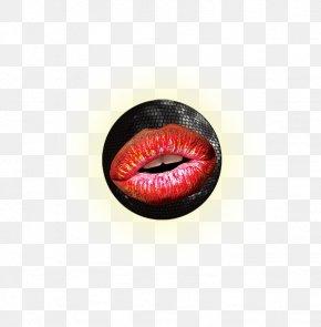 Vector Creative Lips - Lip Close-up PNG