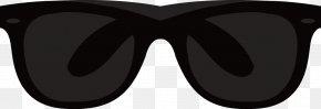 Fashion Sunglasses - Goggles Sunglasses Lens PNG