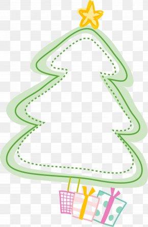 Tree Border - Tree Euclidean Vector PNG