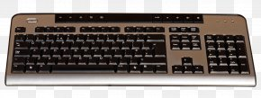 Computer Keyboard Physical Map - Computer Keyboard Computer Mouse Laptop Keyboard Computer PNG