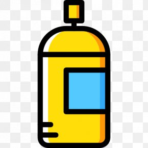 Hand Soap - Gas Air Aerosol Spray Icon PNG