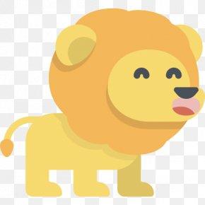 Lion - Lion Whiskers Dog Clip Art PNG