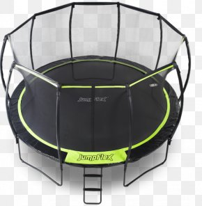 Trampoline - Sporting Goods Trampoline Safety Net Enclosure Trampette PNG