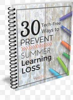 Binder Ring - Summer Learning Loss National Summer Learning Association Education Achievement Gap In The United States PNG