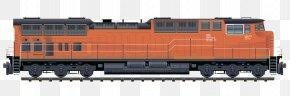 Train - Train Rail Transport Passenger Car Diesel Locomotive PNG