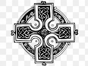 Celtic - Celtic Cross Christian Cross Celts Symbol Celtic Knot PNG