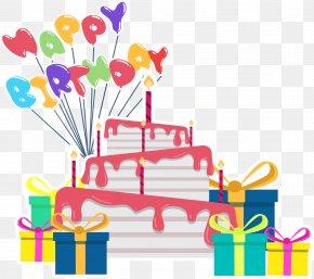 Strawberry Cream Cake - Cream Pie Strawberry Birthday Cake PNG