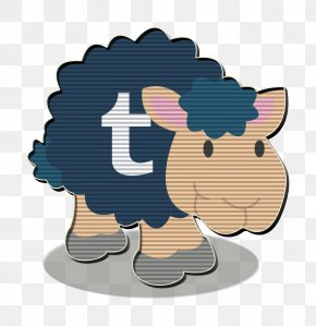 Animation Cartoon - Sheep Icon Social Network Icon Tumblr Icon PNG