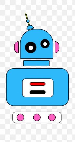 Little Robot - Robot Cartoon PNG