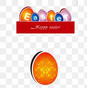 Easter Eggs - Easter Euclidean Vector Greeting Card PNG