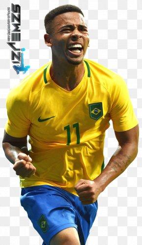 Jesus - Gabriel Jesus Brazil National Football Team Manchester City F.C. 2018 FIFA World Cup Sociedade Esportiva Palmeiras PNG
