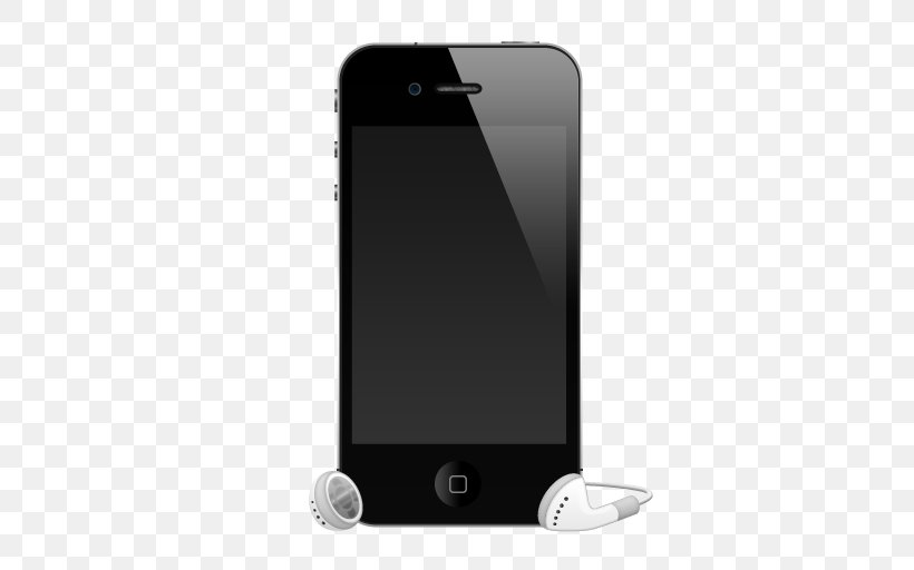 IPhone 4S Apple Earbuds Headphones, PNG, 512x512px, Iphone 4s, Apple, Apple Earbuds, Communication Device, Computer Download Free