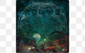 Arkham Horror Lcg - Arkham Horror: The Card Game War Fantasy Flight Games Arkham Horror: Countless Terrors 4-Player Playmat PNG