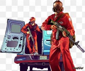 Terrorist - Grand Theft Auto V Grand Theft Auto: San Andreas Grand Theft Auto Online Video Game Rockstar Games PNG