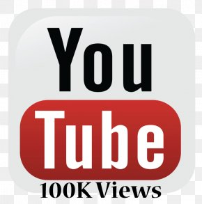 Youtube - YouTube Logo Television Show PNG