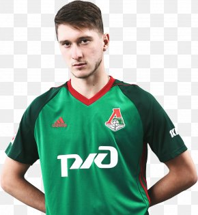 Russia - Aleksei Miranchuk 2018 World Cup FC Lokomotiv Moscow Russia National Football Team PNG