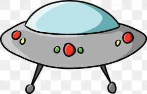 Spaceship Cliparts - Unidentified Flying Object Alien Abduction Clip Art PNG