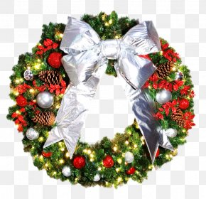 Candy Cane Wreath Ideas - Wreath Candy Cane Christmas Ornament Christmas Day Library PNG