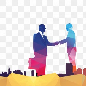 Business People Silhouettes - Business PNG