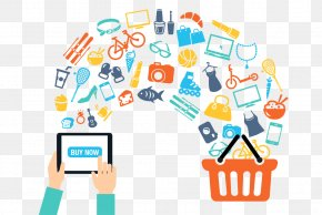 Consumer Products - E-commerce Digital Marketing Retail Online Shopping PNG