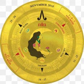 2018 Lunar Calendar - Lunar Calendar Hairstyle Hair Care Moon PNG