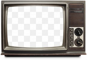 Old TV - Television High Fidelity PNG