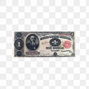 United States - United States One-dollar Bill Silver Certificate Banknote United States Dollar PNG