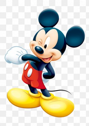Mickey Mouse - Mickey Mouse Minnie Mouse Computer Mouse PNG