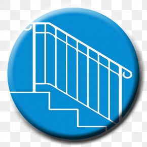 Banister Button - Concert Staircases House Painter And Decorator Structure Design PNG