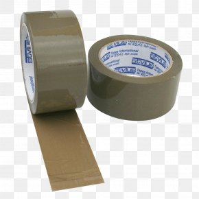 Adhesive Tape - Adhesive Tape Box-sealing Tape Mover Packaging And Labeling PNG