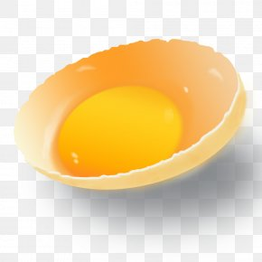 Free To Pull The Broken Egg Shells - Chicken Yolk Eggshell PNG