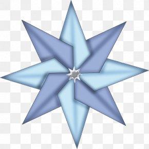 Christmas Blue Star Ornament Clipart - Star Of Bethlehem Christmas Santa Claus Clip Art PNG