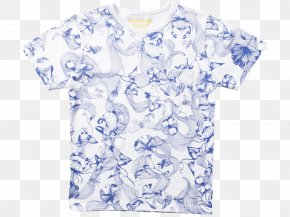 T-shirt - T-shirt Blouse Collar Clothing Sleeve PNG