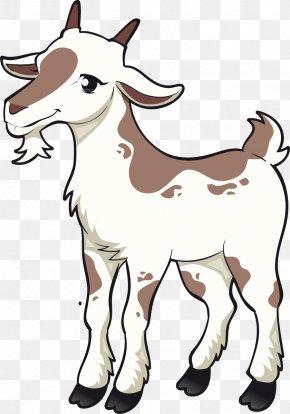Goat - Boer Goat Sheep Cattle Three Billy Goats Gruff Clip Art PNG
