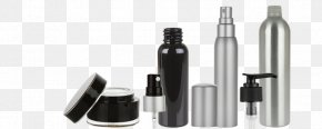 Glass Measuring Droppers - Glass Bottle Cosmetics Product Design PNG